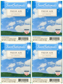 Fresh Air 4-pack