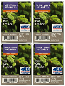 Fresh Cut Frasier 4-pack