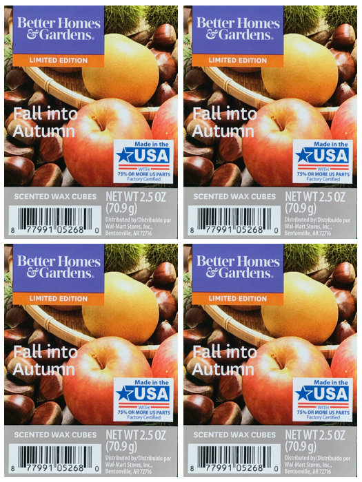 Fall Into Autumn 4-pack